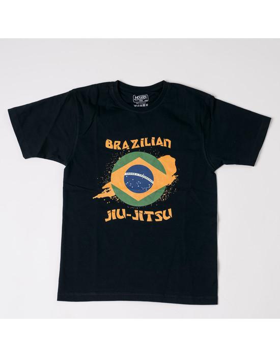 Футболка «Brazilian jiu-jitsu»