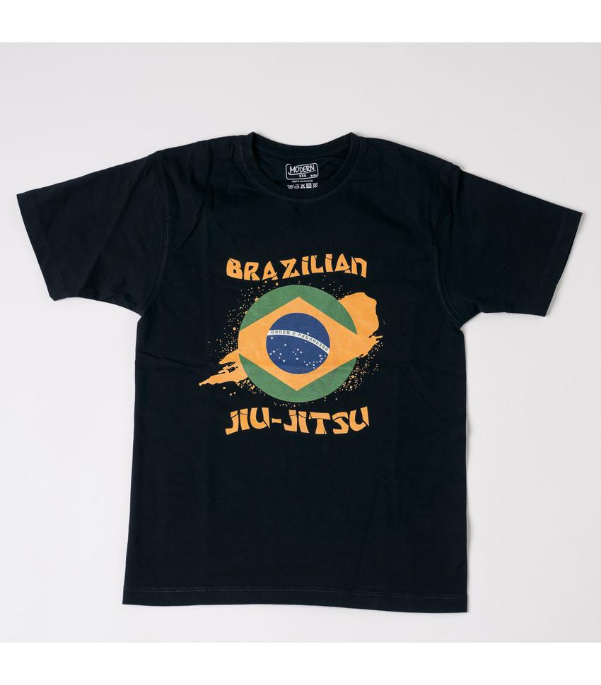 T-shirt «Brazilian jiu-jitsu»