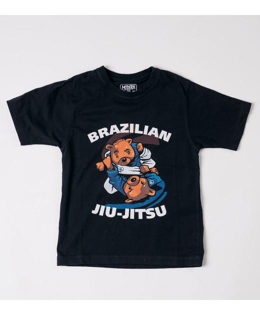 Футболка детская «BJJ Мишки»