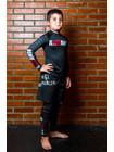 Классическая экипировка детская (рашгард, шорты, лосины)
