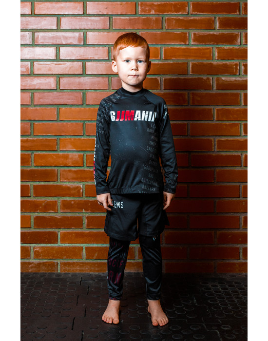 KIDS RASHGUARD (long sleeve)