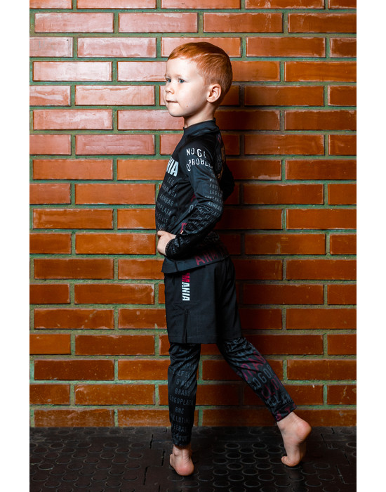 KIDS COMPRESSION PANTS