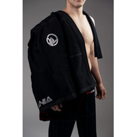 Кимоно BJJMANIA Classic (Черное)