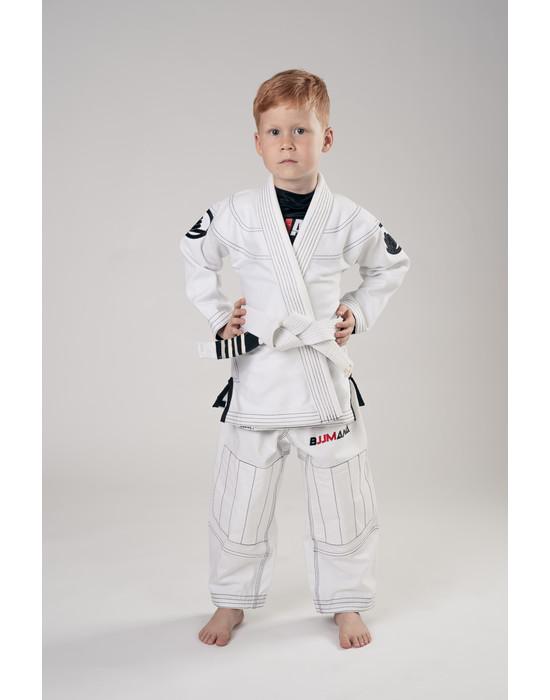 Детское кимоно BJJMANIA Classic (White)