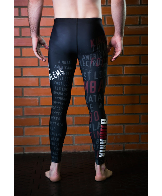 COMPRESSION PANTS BJJMANIA