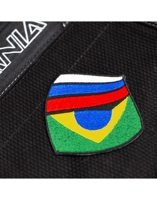 PATCH BJJMANIA FLAGS (9 cm)